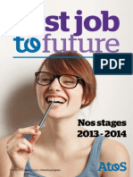Atos Book de Stage Brochure