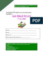 MATEMATICAS ESO1