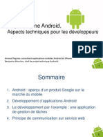 Presentation Android