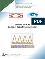 Optical Fiber Tutorial,