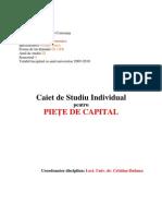 PIETE DE CAPITAL
