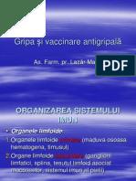 Gripa Si Vaccinarea Antigripala