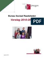 Verslag 2010-2011
