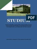 Revista-STUDIUM, Nr. 1-2 (5-6), 2013