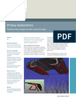 Siemens PLM Prima Industries Cs Z6