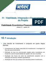 Cap Tulo 10 - Viabilidade Econ Mica-Financeira de Projetos - Revisado