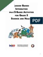 Grade 3 Science - Hots - Copy