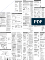 Manual Grabadora ICDP320