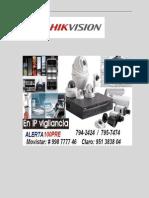 Manual en español dvr H264 Hikvision-Alerta100pre