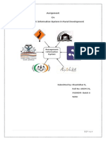 6RDM 39 Assignment on MIS in Rural Development