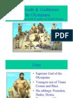 Greek Gods & Goddesses