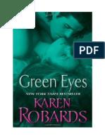 Karen Robards - Green Eyes