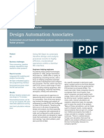 Siemens PLM Design Automation Associates Cs Z14