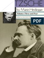 Heidegger, Martin - Nietzsche, Vols. III & IV (HarperOne, 1991)