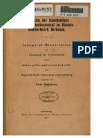 Geschichte der Scheidemünze und Scheidemünzumlauf im Handelskammerbezirk Dortmund / Inaugural-Dissertation ... von Fritz Maßmann