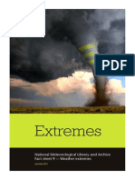 National Meteorological Library and Archive Fact sheet 9 — Weather extremes