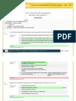 Act. 1 Revision de Presaberes Introduccion a La Problematica y Estudio Del Ambiente
