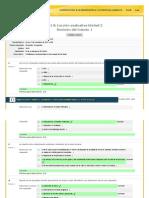 Act 8 Lección evaluativa Unidad 2 INTRODUCCION A LA PROBLEMATICA Y ESTUDIO DEL AMBIENTE
