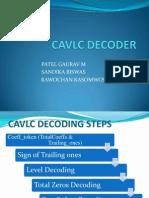 Cavlc Decoder Final