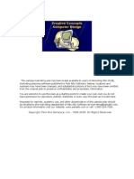 Sample Marketing Plan - Creative Concepts Computer Design