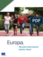Europa. Revista informativa pentru tineri