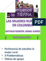 Exposición. Mujeres Rurales