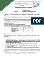 EVALUACION UNICA Economia Decimo Correa