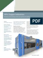 Siemens PLM Sipa Zoppas Group Cs Z4