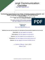 International Communication Gazette 2010 Fahmy 695 717