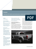 Siemens PLM Isuzu Vehicle Design Cs z11