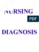 119663657-Nursing Diagnosis Care Plans