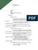 Vladimir Propp s 31 Functions