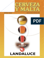 Cerveza y Malta