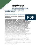 Informatica 1 - Pseudocodigos LaDeepWeb
