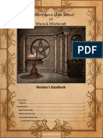 The Silvermoon Glade School Member's Handbook