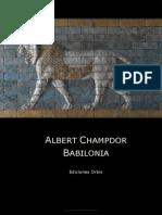 Champdor-Babilonia