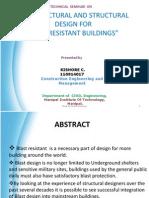 Blast resistant Building.ppt