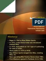 Nike PresentationL