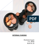 Internal Funds