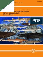 Deep–sea Cartilaginous Fishes of the Indian Ocean, Vol. 1 – Sharks