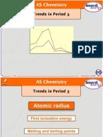 as periodicity