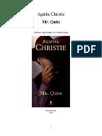 Agatha Christie - A titokzatos Mr. Quin (novellás) (1930)