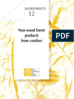 NWFP 12 Non-Wood Forest Products From Conifers
