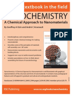 Book Nanochemistry a Chemical Approach to Nanomaterials