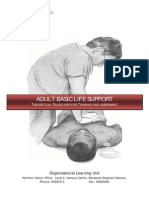 Adult BLS Theoretical Guidelines