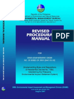 Revised Procedural Manual DAO 03 30 (With Annexes)