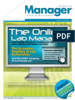 Lab Manager January 2010