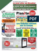 Planete Sport Du 04.02.2014
