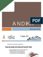 Andika Resume