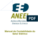ANEEL - Manual de Contabilidade 2010 - Com Glossário